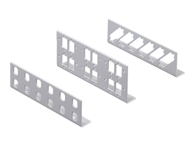 Rittal - Patch Panel - 12 Ports (Packung mit 2)