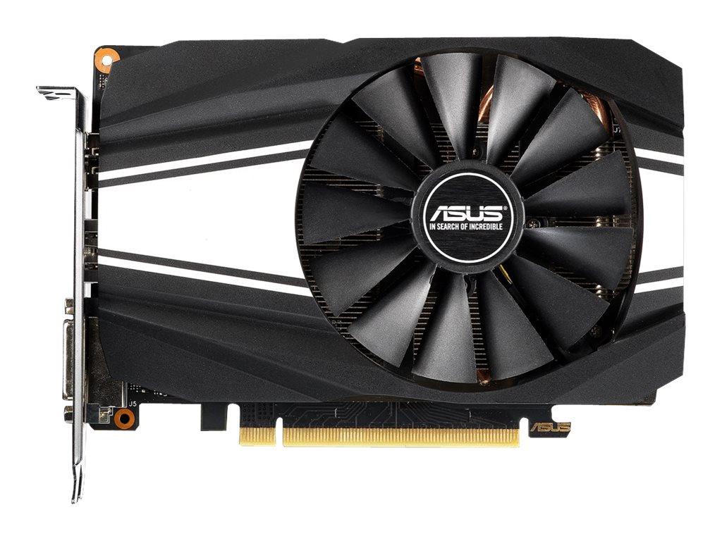 ASUS PH-RTX2060-6G - Grafikkarten - GF RTX 2060 - 6 GB GDDR6 - PCIe 3.0 x16 - DVI, 2 x HDMI, DisplayPort