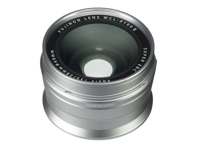 Fujifilm WCL-X100 II - Konverter - 19 mm - für X Series X100 Limited Edition, X100F, X100S, X100T