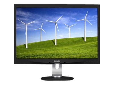 Philips Brilliance B-line 240B4QPYEB - LED-Monitor - 60.96 cm (24