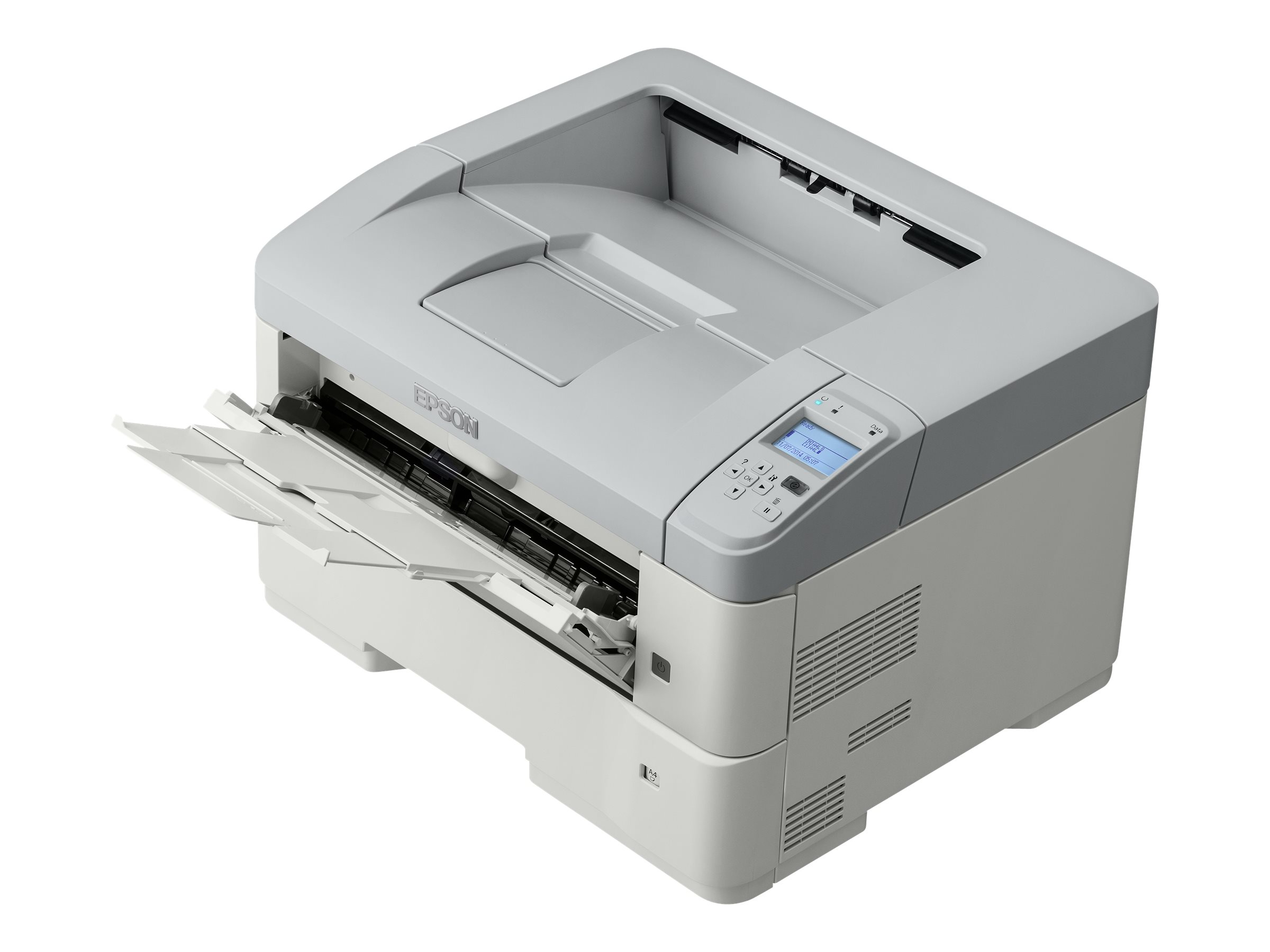 Epson WorkForce AL-M8100DN - Drucker - monochrom - Duplex - Laser - A3