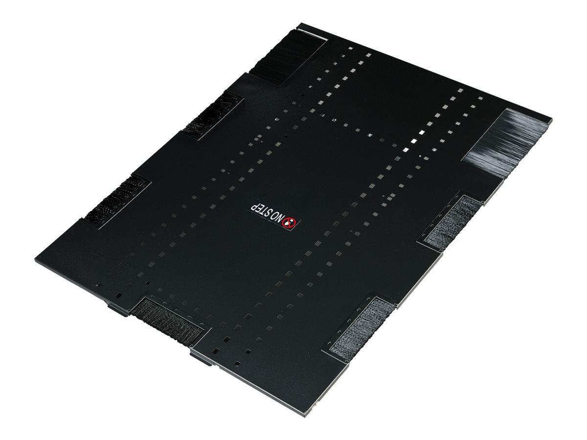 APC NetShelter SX - Gestelldach - Deep Black - für P/N: AR3357X674, NBPD0160A, NBWL0355A, NBWL0356A, SRT1000RMXLI, SRT1000RMXLI-