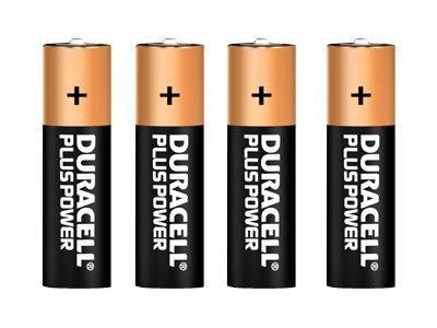 Duracell Plus Power MN1500 - Batterie 4 x AA-Typ - Alkalisch