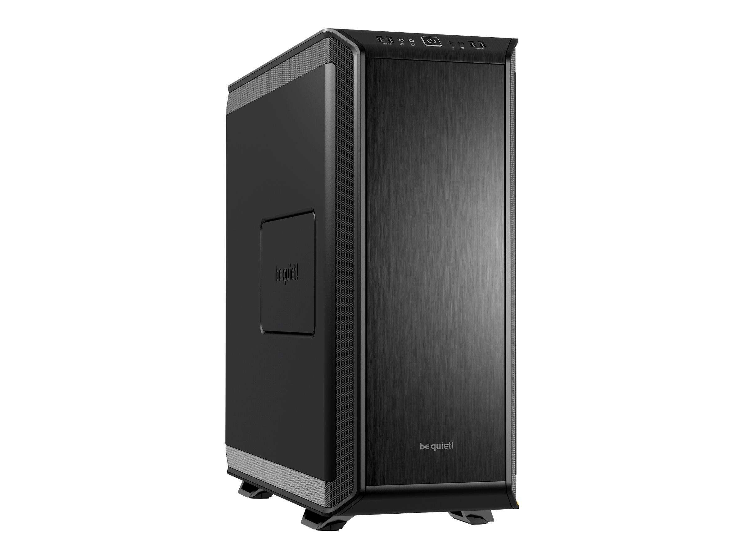 be quiet! Dark Base 900 - Midi Tower - Erweitertes ATX - ohne Netzteil - Schwarz - USB/Audio