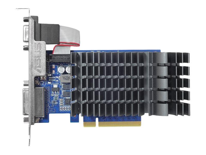 ASUS GT730-SL-2G-BRK-V2 - Grafikkarten - GF GT 730 - 2 GB DDR3 - PCIe 2.0 Low-Profile - DVI, D-Sub, HDMI