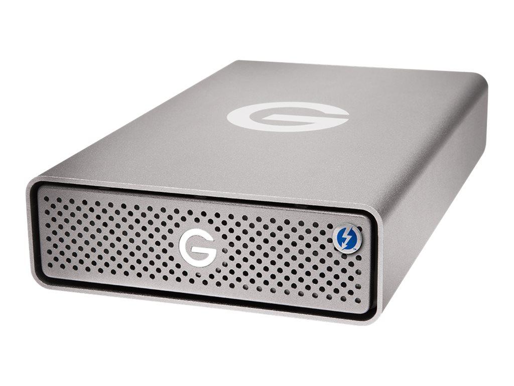 G-Technology G-DRIVE PRO GDRPTB3EB38401DHB - Festplatte - 3.84 TB - extern (Stationär) - Thunderbolt - Grau