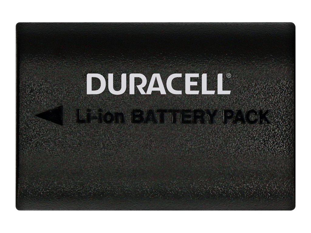Duracell DR9943 - Batterie - Li-Ion - 1400 mAh - für Z-Cam E2C; Blackmagic Micro Studio Camera 4K; Canon EOS 5D, 5DS, 60, 6D, 70