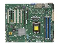 SUPERMICRO X11SSA-F - Motherboard - ATX - LGA1151 Socket - C236 - USB 3.0
