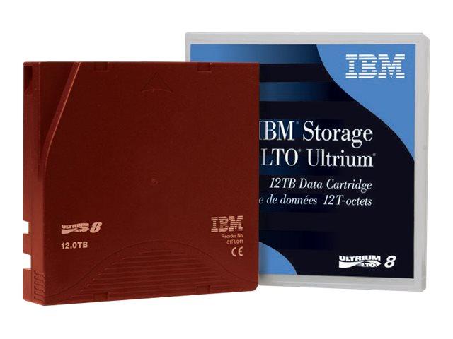 IBM - LTO Ultrium 8 - 12 TB / 30 TB