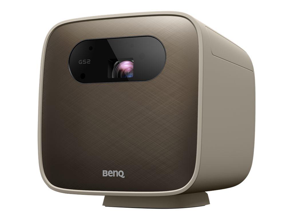 BenQ GS2 - DLP-Projektor - LED - tragbar - 500 ANSI-Lumen - 1280 x 720