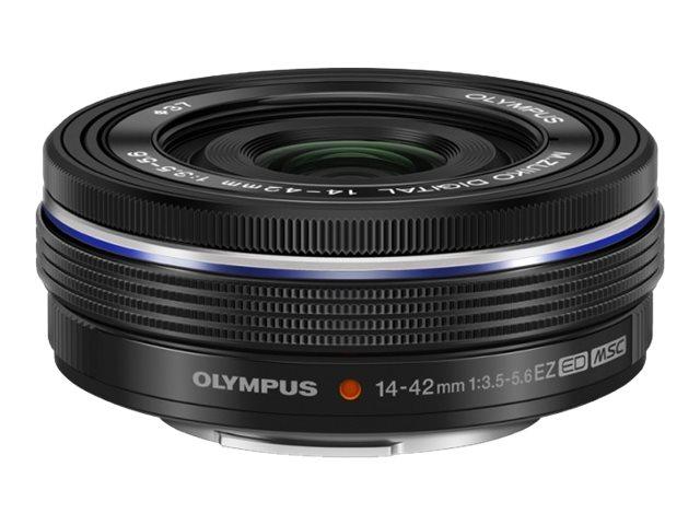 Olympus M.Zuiko Digital - Zoomobjektiv - 14 mm - 42 mm - f/3.5-5.6 ED EZ - Micro Four Thirds