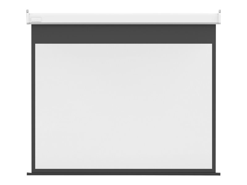 Multibrackets M Motorized Projection Screen Deluxe - Leinwand - motorisiert - 343 cm (135 Zoll) - 16:9 - Glass Beaded