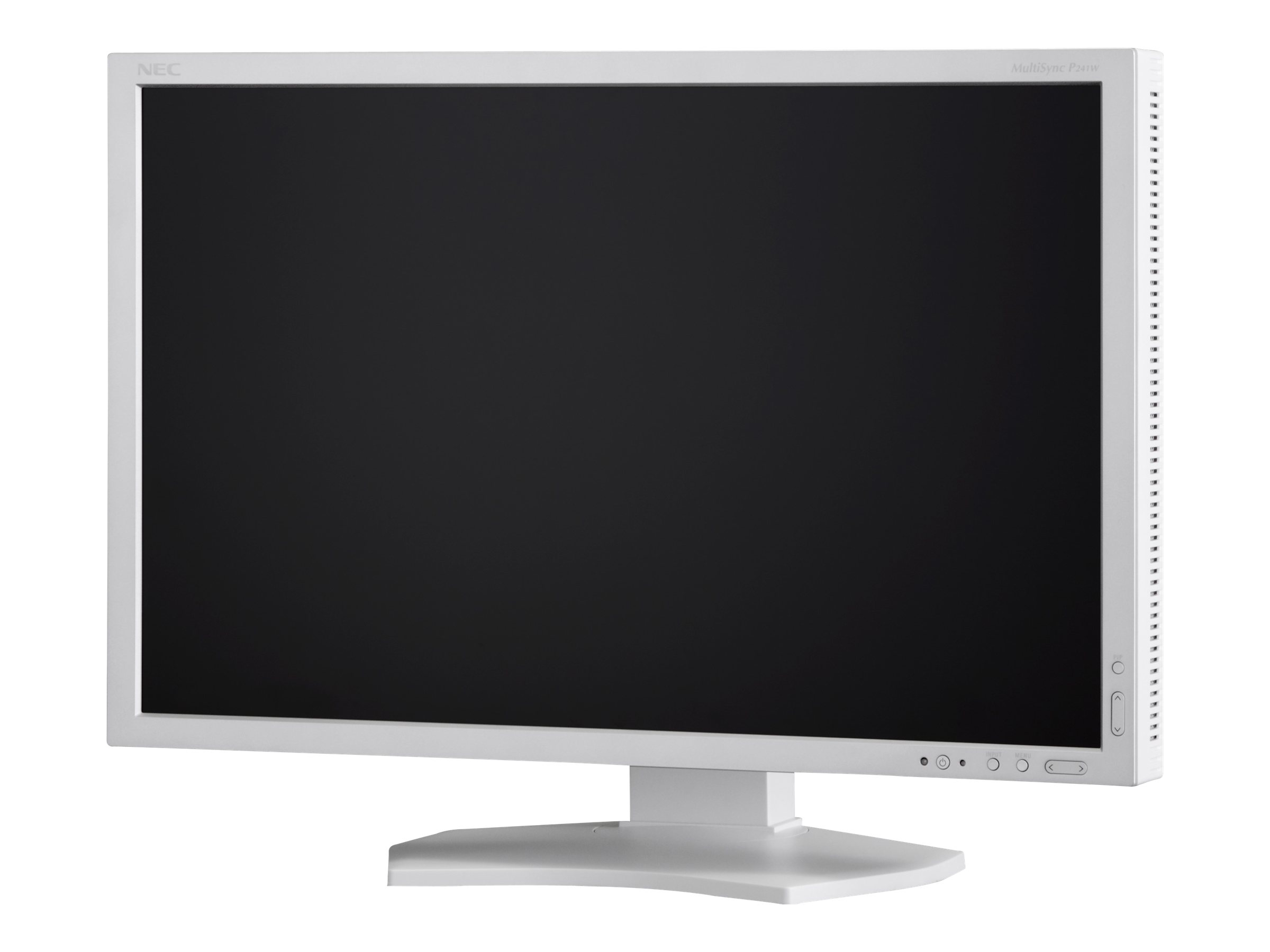 NEC MultiSync P242W - LED-Monitor - 61.1 cm (24.1