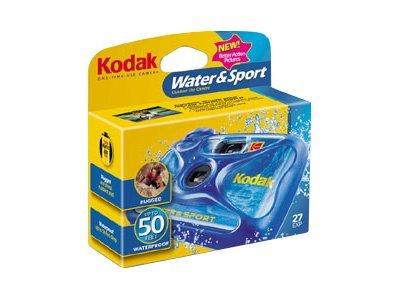Kodak MAX Water & Sport - Wasserdichte Einwegkamera - 35mm