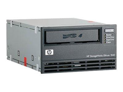 HPE LTO-4 Ultrium 1840 - Bandlaufwerk - LTO Ultrium (800 GB / 1.6 TB) - Ultrium 4 - SAS - intern