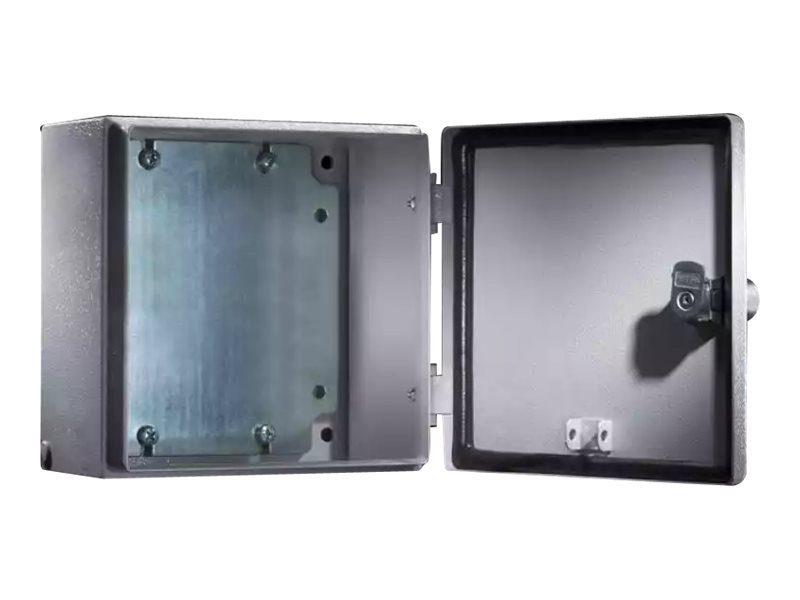 Rittal E-Box EB - Gehäuse - geeignet für Wandmontage - RAL 7035