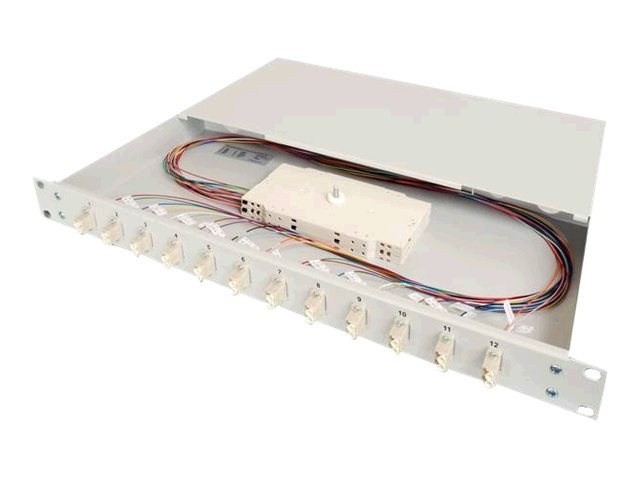 DIGITUS Professional DN-96332/3 - Glasfaserkabelkiste - 1U - 48.3 cm (19
