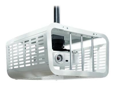 Peerless PE1120 - Montagekomponente (Diebstahlschutzgehäuse) für Projektor - Stahl - Schwarz - Deckenmontage