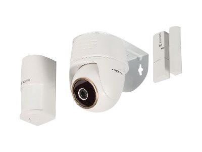 König SAS-SETIPC011W - Netzwerk-Überwachungskamera - schwenken / neigen - Farbe (Tag&Nacht) - 2 MP - 1920 x 1080