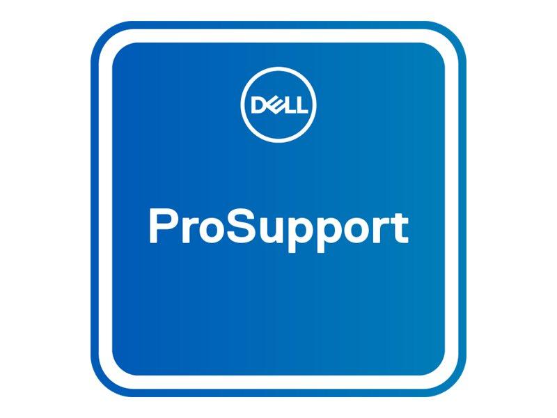 Dell Upgrade from 1Y Basic Onsite to 3Y ProSupport - Serviceerweiterung - Arbeitszeit und Ersatzteile - 3 Jahre - Vor-Ort - 10x5