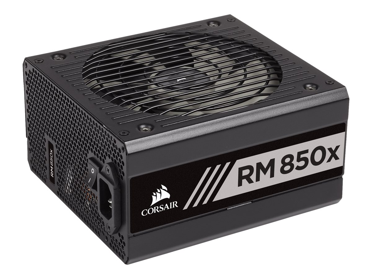 CORSAIR RMx Series RM850x - 2018 Edition - Stromversorgung (intern) - ATX12V 2.4/ EPS12V 2.92 - 80 PLUS Gold - Wechselstrom 100-