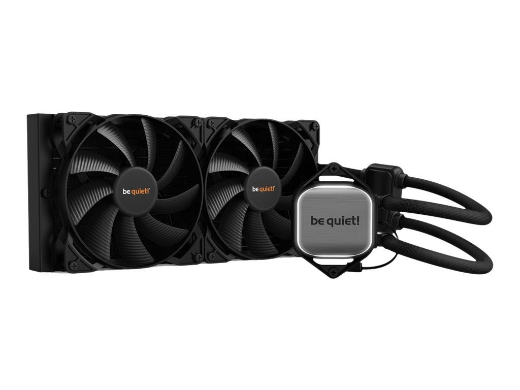 be quiet! Pure Loop 280mm - Prozessor-Flüssigkeitskühlsystem - (für: AM3, LGA1155, AM3+, LGA2011, LGA1150, LGA2011-3, LGA1151, L