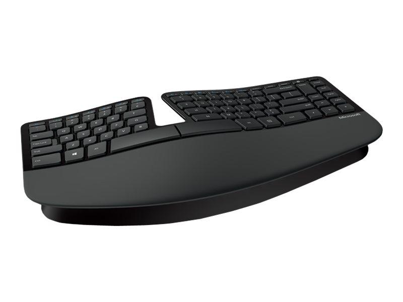 Microsoft Sculpt Ergonomic Keyboard For Business - Tastatur-und-Tastenfeld-Set - kabellos - 2.4 GHz - Deutsch