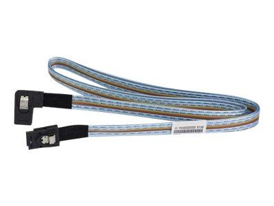 HPE - Externes SAS-Kabel - 4-Lane - 4x Shielded Mini MultiLane SAS (SFF-8088), 26-polig (M) bis 4x Shielded Mini MultiLane SAS (