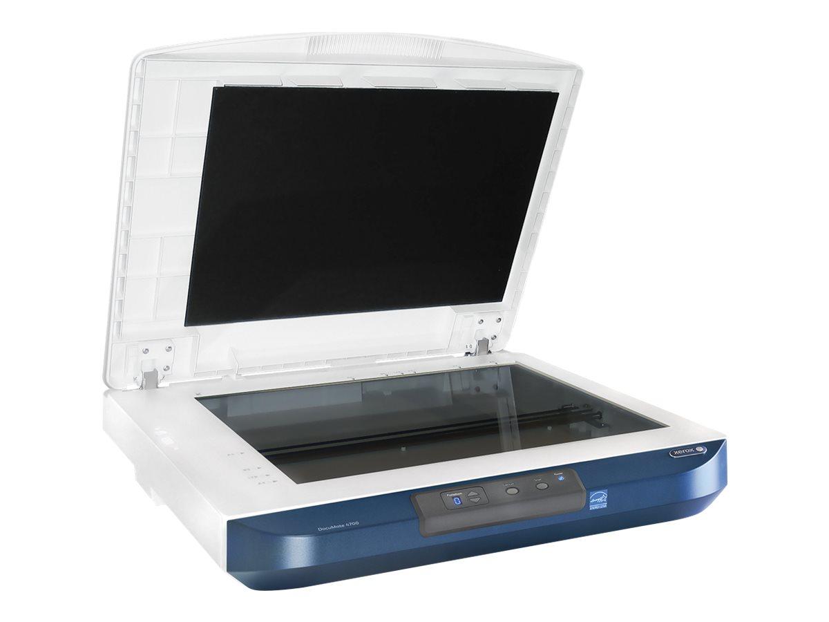 Xerox DocuMate 4700 - Flachbettscanner - A3 - 600 dpi - bis zu 1000 Scanvorgänge/Tag - USB 2.0