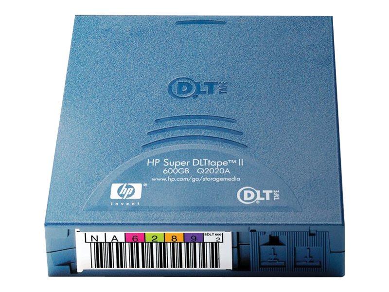 HPE - Super DLT II - 300 GB / 600 GB - Blau - für StorageWorks SDLT 600