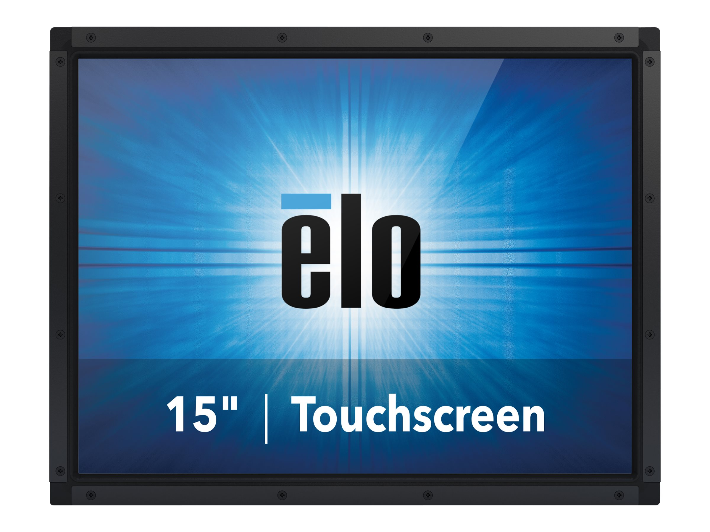 Elo 1598L - Rev A - LED-Monitor - 38.1 cm (15
