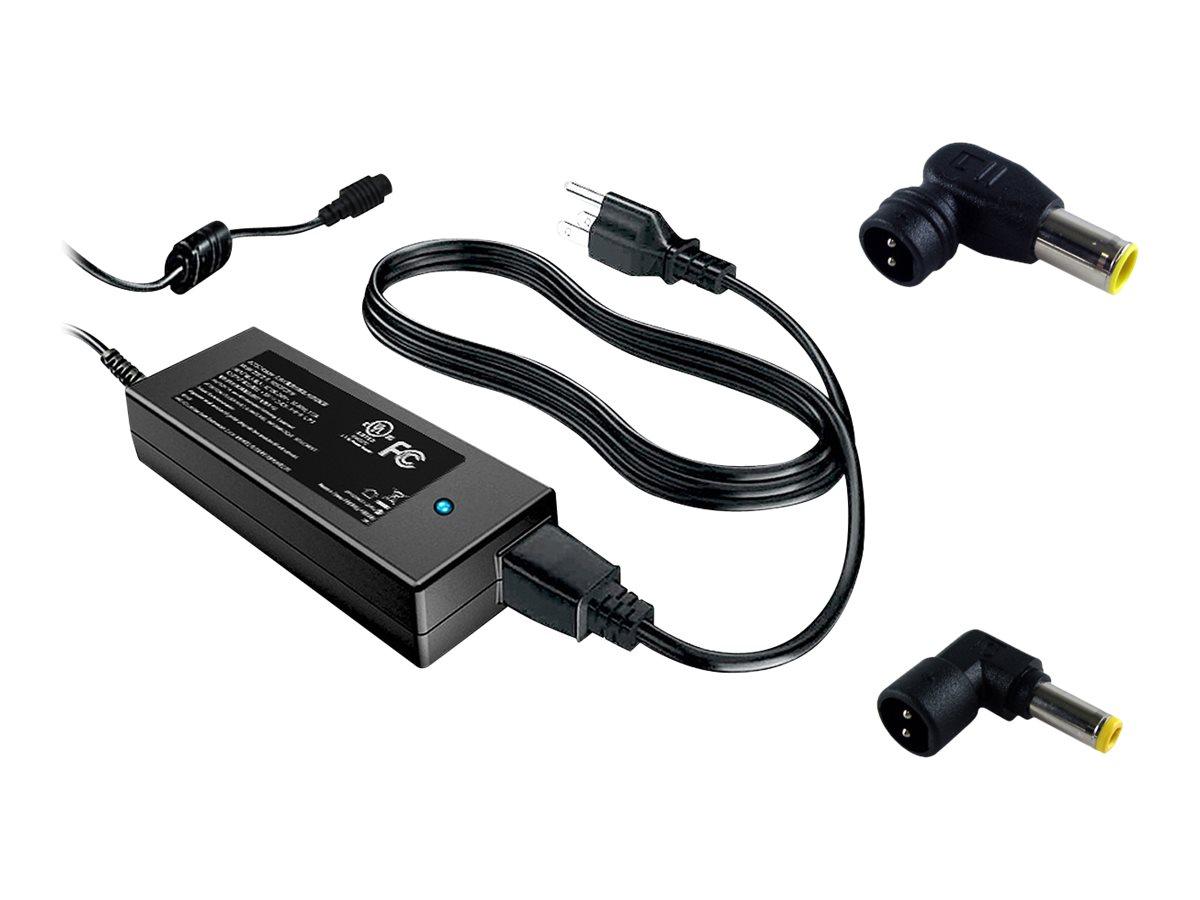BTI - Netzteil - 90 Watt - Grossbritannien und Nordirland, Europa - Schwarz - für Lenovo N200; ThinkPad L41X; L51X; L520; SL410;