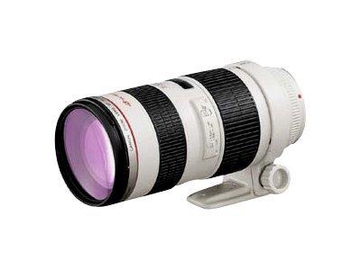 Canon EF - Telezoomobjektiv - 70 mm - 200 mm - f/2.8 L USM - Canon EF
