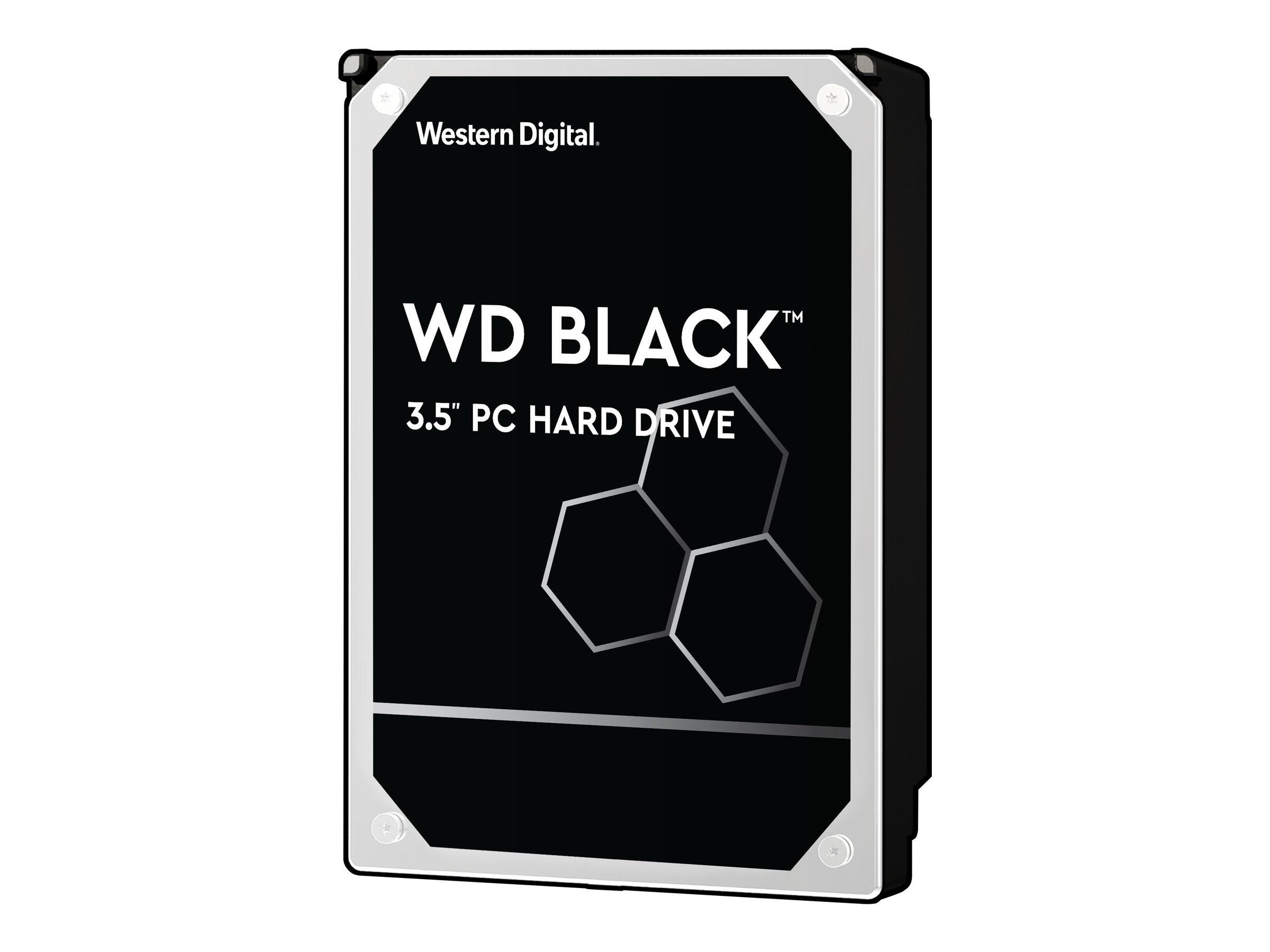 WD Black Performance Hard Drive WD5003AZEX - Festplatte - 500 GB - intern - 3.5