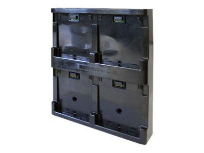 Datalogic - Batterieladegerät - Ausgangsanschlüsse: 4 - Schwarz - für P/N: 94ACC0245