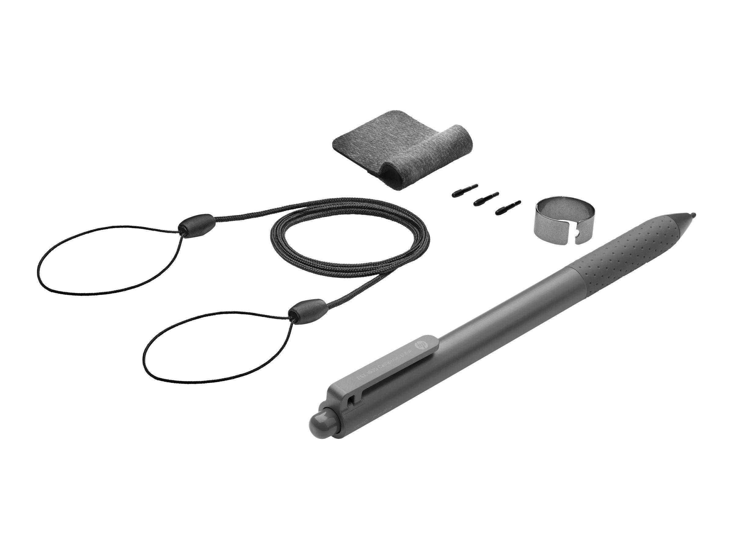 HP Pen Nib Set - Kit Stylus-Spitzen - für Elite x2 1013 G3; EliteBook x360 1012 G2, 1030 G3, 1040 G5