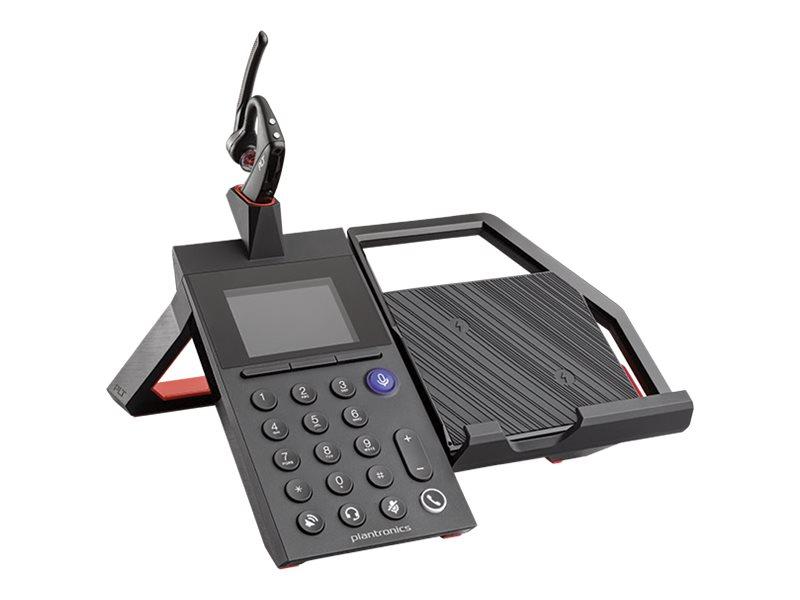 Poly Elara 60 WS - 60 Series - Freisprechsystem - Bluetooth - kabellos