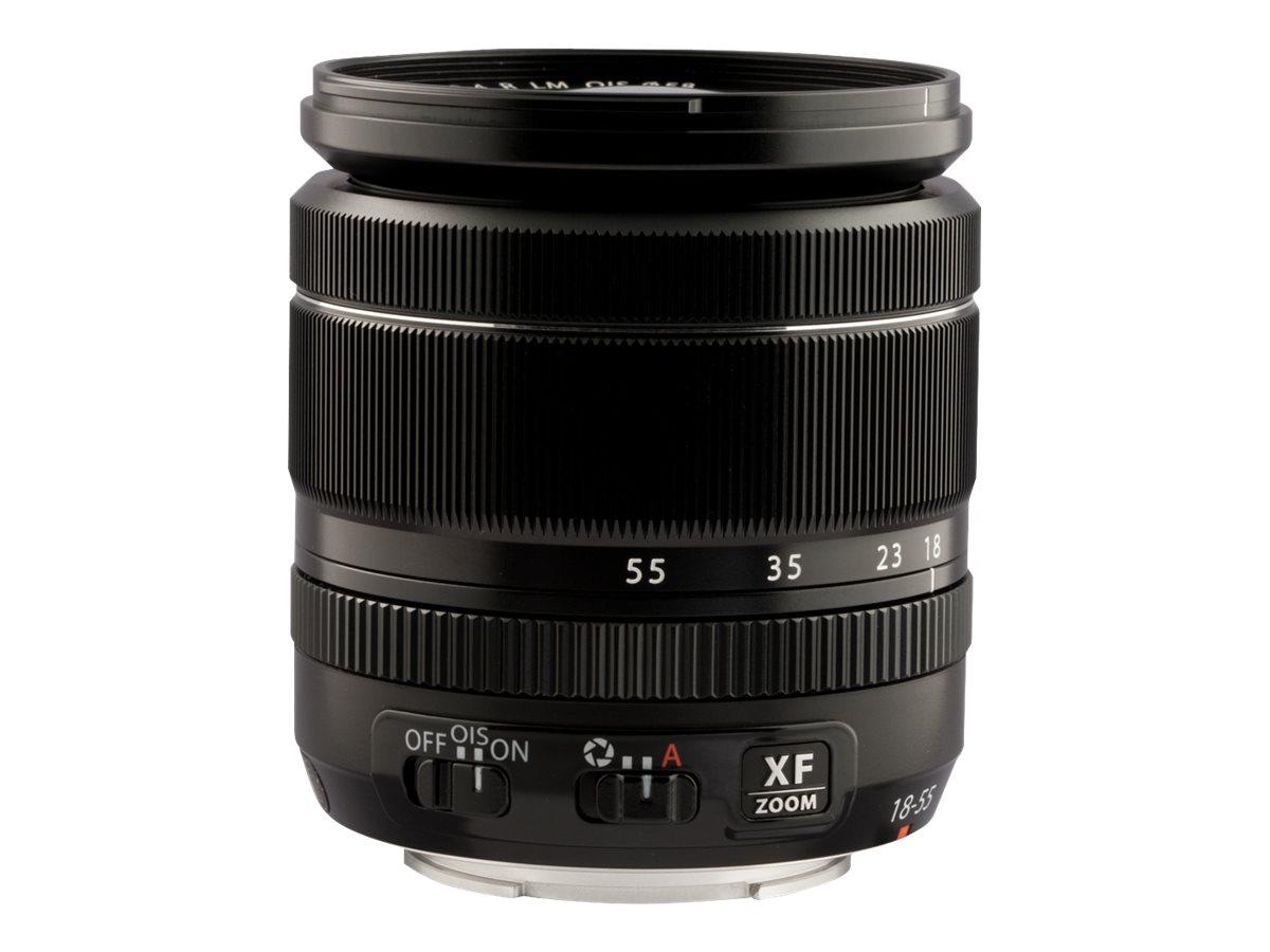 Fujinon XF - Zoomobjektiv - 18 mm - 55 mm - f/2.8-4.0 OIS - Fujifilm X Mount