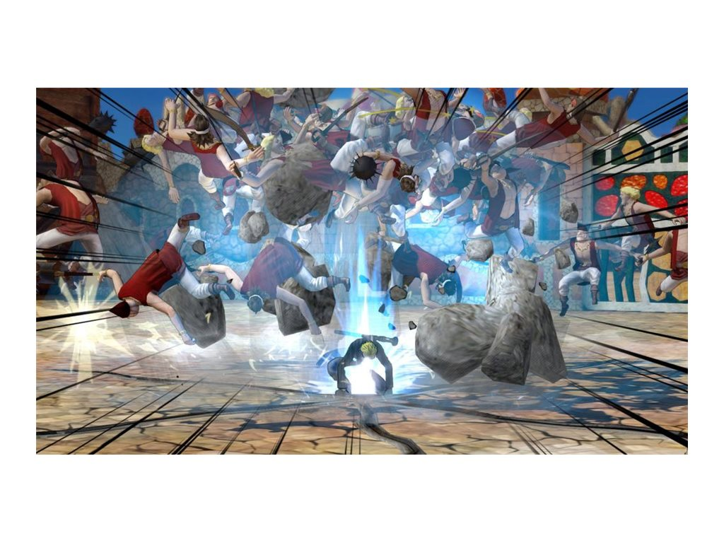 One Piece Pirate Warriors 3 - Win - Download - ESD