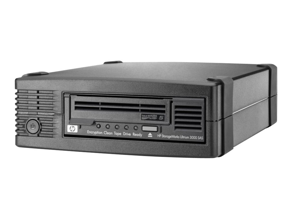 HPE LTO-5 Ultrium 3000 - Bandlaufwerk - LTO Ultrium (1.5 TB / 3 TB) - Ultrium 5 - SAS-2 - extern