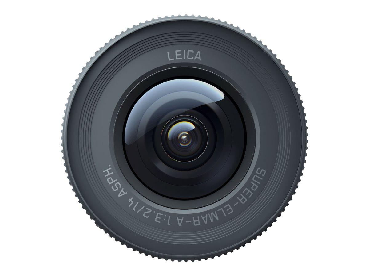 Insta360 ONE R 1-Inch Wide Angle Mod - Digitalkamera-Linseneinheit - 5.3K / 30 BpS - 19 MPix - Leica - Unterwasser bis zu 5 m