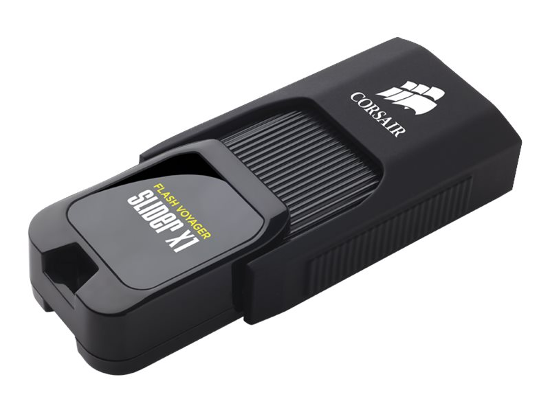 Corsair Flash Voyager Slider X1 - USB-Flash-Laufwerk - 128 GB - USB 3.0
