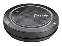 Poly Calisto 5300 - Microsoft - Freisprechtelefon - kabelgebunden - USB-C