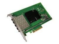 Intel Ethernet Converged Network Adapter X710-DA4 - Netzwerkadapter - PCIe 3.0 x8 - 10 Gigabit SFP+ x 4