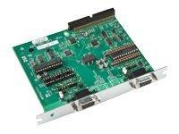 Intermec DUART - Serieller Adapter - RS-232/422/485 x 2 - für Intermec PM43, PM43c