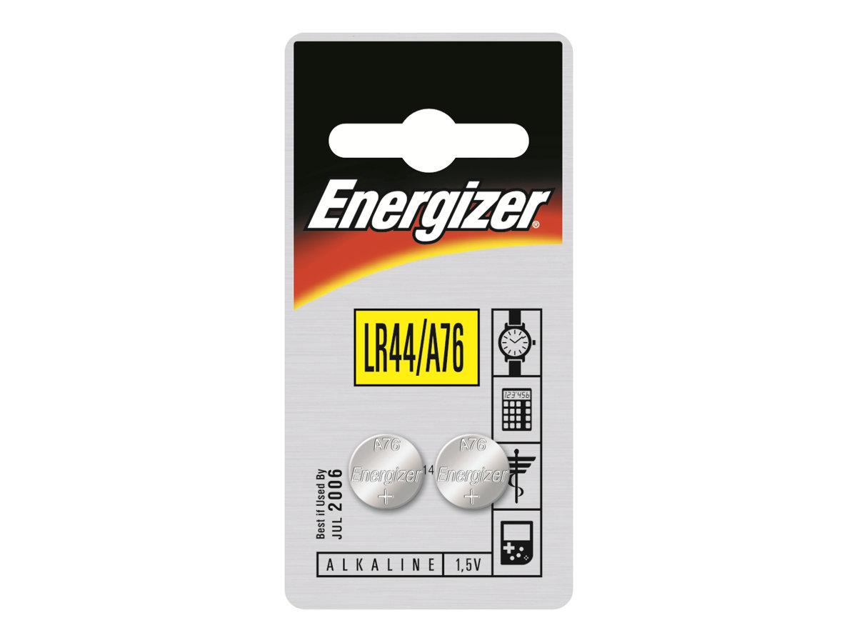 Energizer No. A76 - Batterie 2 x LR44 Alkalisch 150 mAh