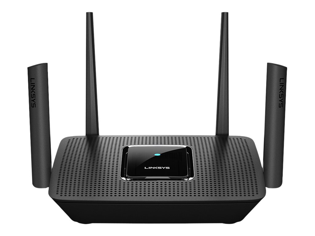 Linksys MR9000 - Wireless Router - 4-Port-Switch - GigE - 802.11a/b/g/n/ac - Tri-Band
