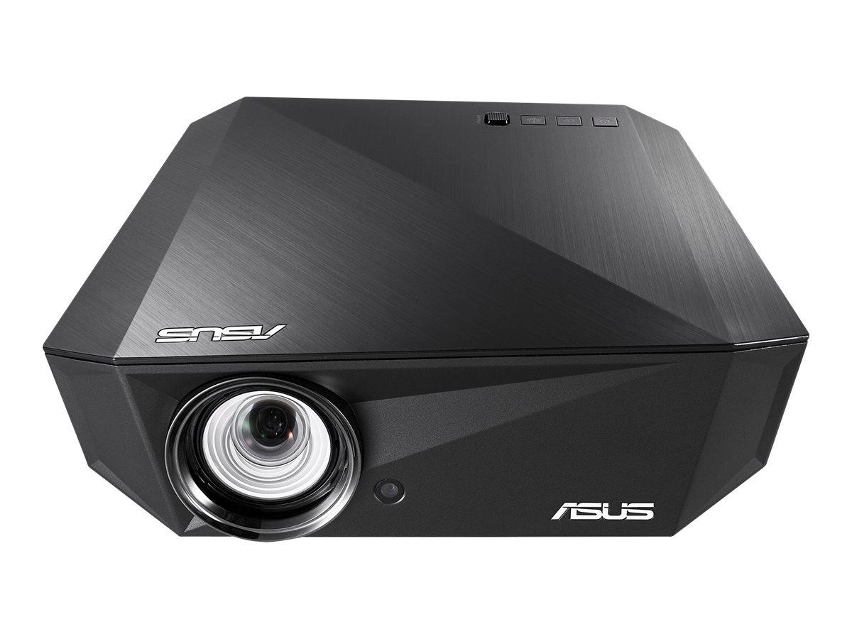 ASUS F1 - DLP-Projektor - RGB LED - tragbar - 3D - 1200 lm