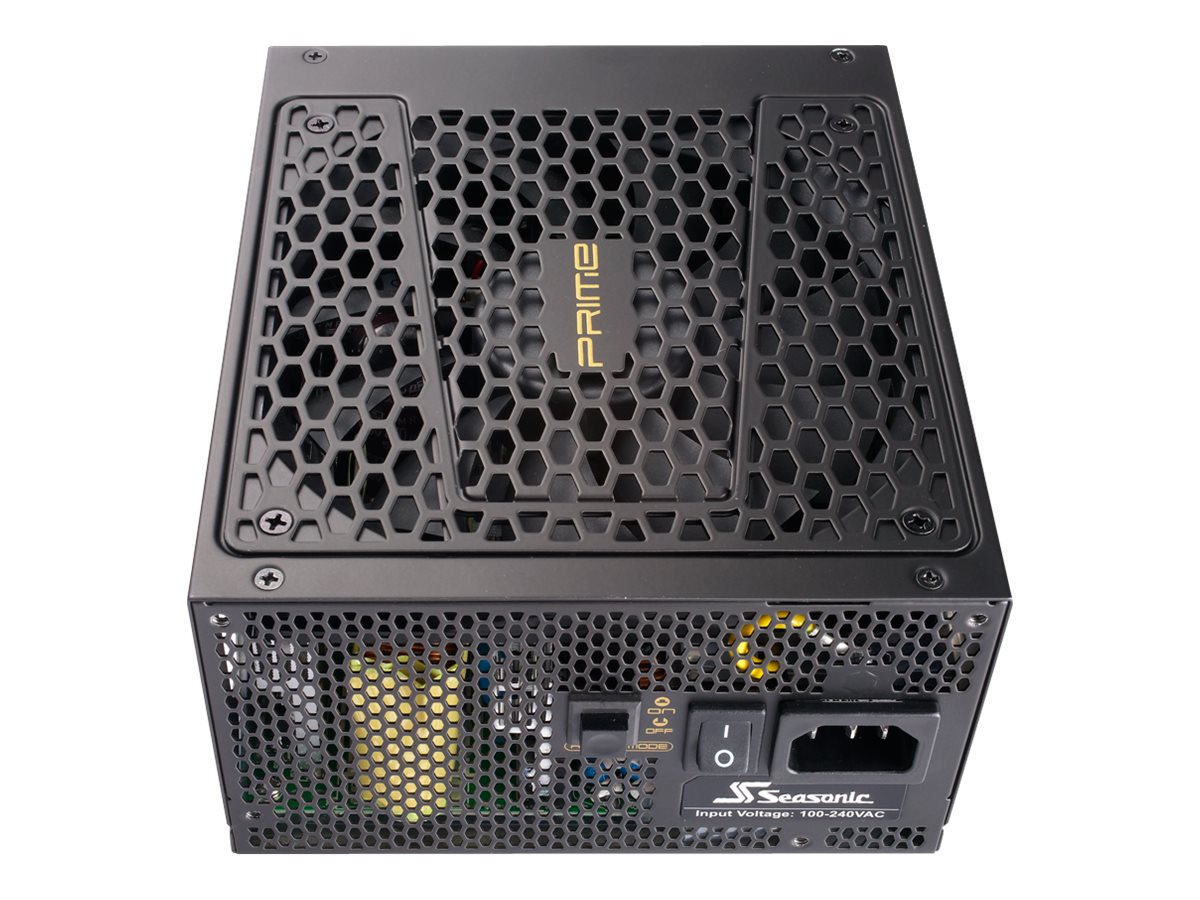 Seasonic Prime SSR-850GD Active PFC F3 - Stromversorgung (intern) - ATX12V - 80 PLUS Gold - Wechselstrom 100-240 V - 850 Watt