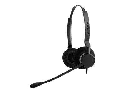 Jabra BIZ 2300 USB-C MS Duo - Headset - On-Ear - kabelgebunden - USB-C